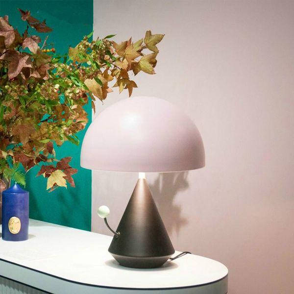 Северные стекло настольная лампа РН света углеродистой стали роскошные настольная лампа светодиодная лампа для учебы офис рядом с фойе спальня лампа для чтения