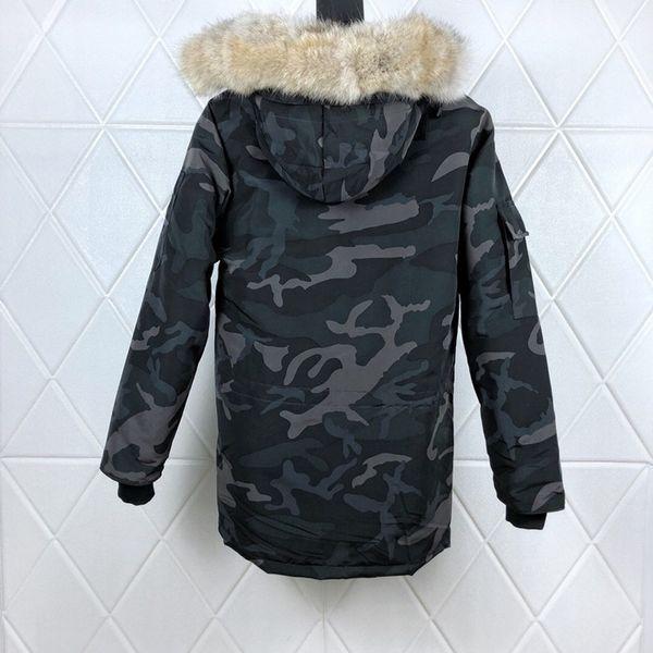 2019 cheap man Winter Sports GOOSE Down Warm Parka Down Jacket Men Outdoor Sports Casual Hardy European Size Classic Parka Jacket Outwear