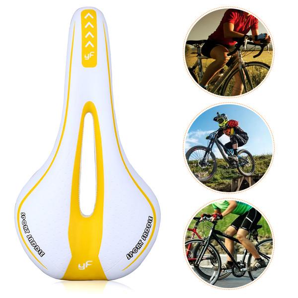Retro Bicycle Saddle Classic MTB Mountain Bike Road Racing Cycling Cushion Seat