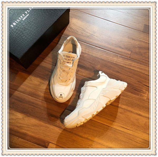 2019 Nova Paris Formadores de Velocidade Malha Meia Sapato Original de Luxo Mens Designer Tênis Baratos Alta Qualidade Superior Sapatos Casuais Com Caixa xdpi