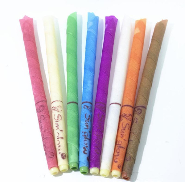 best selling HOT Natural Ear Candling Pure Scented Ear Candle Horn Type Ear Candle Stick Refreshes The Mind -Z070