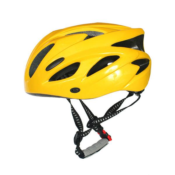 Men Women Cycling Helmet Matte Black Bicycle Helmets Integrally-molded Bike Helmet Mountain Bicycle Helmets 57-63cm