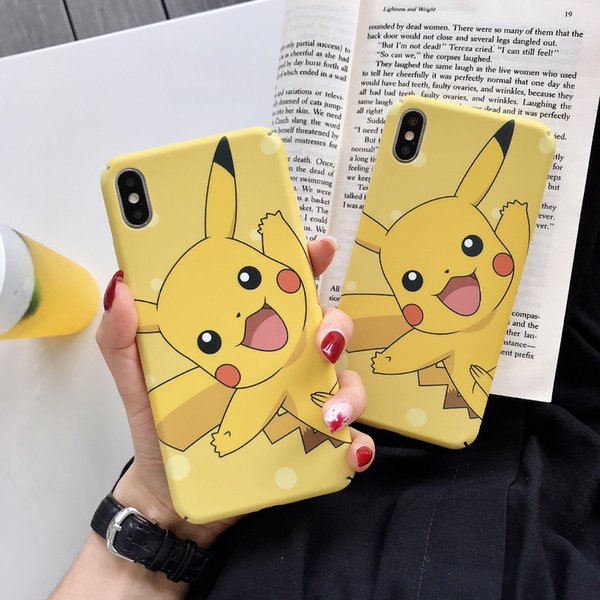 Japanese Cartoon Is Suitable for 8plus Apple X Phone Case XS Max/XR/iPhone7p/6s Men and Women