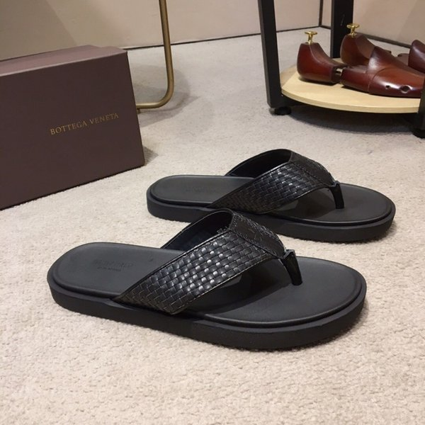 2019Summer new recommended men's flip-flops quality assurance comfortable foot fashion atmosphere flip flops for men