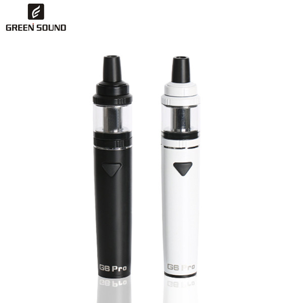 2018 Newest Original Green Sound GS G6 Pro TC SMART MOD Kit Vaporizer Pen Electronic Cigarette With 2200mAh Battery Mod Vape