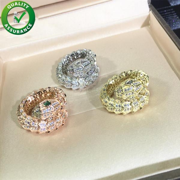Anéis de Noivado para As Mulheres de Luxo Designer de Jóias de Diamante Anel de Amor Anéis de Casamento Define Iced Out Encantos De Prata De Ouro Estilo Pandora Moda