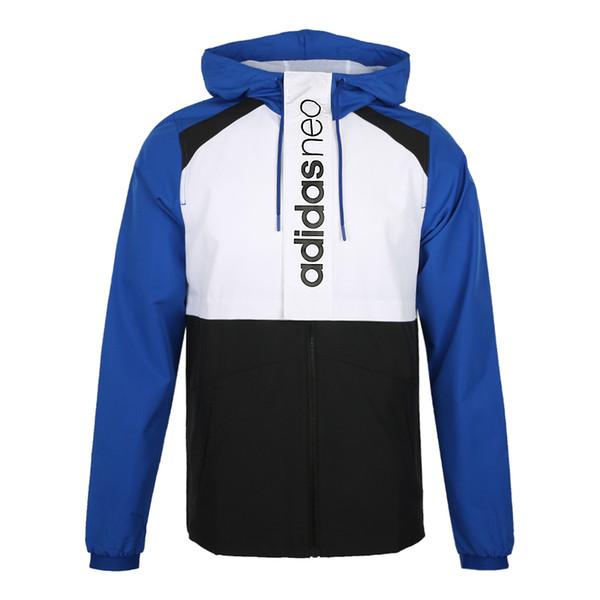 Sport-Markenjacken für Männer Berühmtes Windjacke-Sweatshirt mit verzweigten Buchstaben leichte beiläufige Sportkleidung-Jacken-Mäntel Kleidung S-2XL
