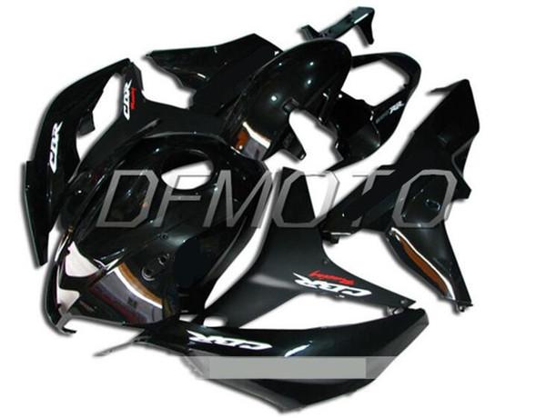New Injection Mold ABS motorcycle bike Fairings Kits Fit For HONDA CBR600RR F5 2007 2008 CBR600RR 07 08 bodywork set custom Fairing black