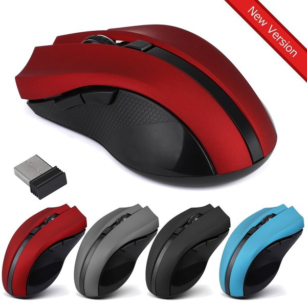 2.4Ghz Wireless Optical Game Mouse Mice/& USB Receiver For PC Laptop lot 2018