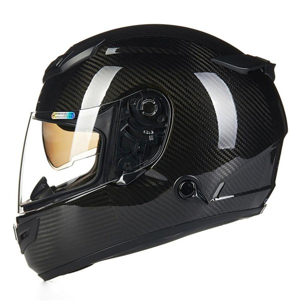 Carbon Fiber Motorcycle Helmets >> Zeus Carbon Fiber Motorcycle Helmet Full Face Motorcycle Helmet