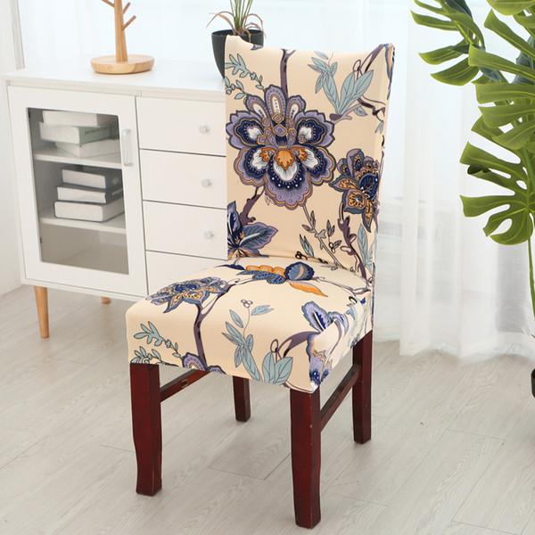 cubiertas de la silla de la boda del spandex fundas de cubierta cubierta de la silla del asiento comedor tramo elástico para el banquete hotel de la oficina