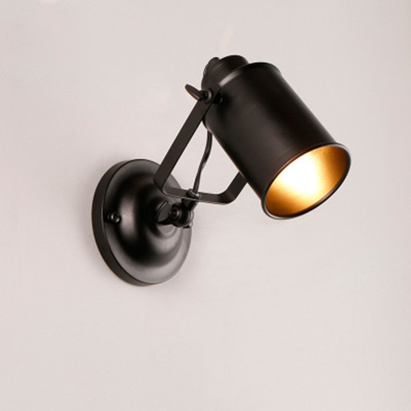 Wall Lamps Vintage Industrial style Led Wall Lights for Home Loft Decor Wall Lamp for Bar Bathroom Bedroom Retro Sconce Lighting Luminaires