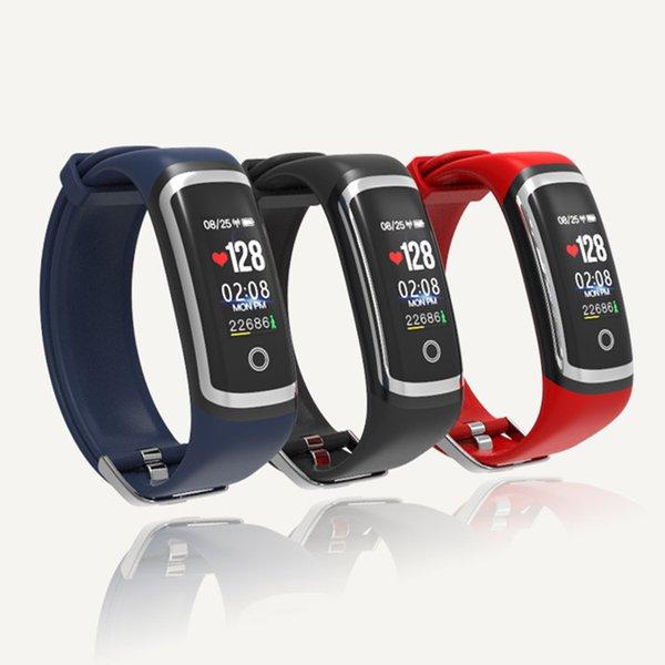 Smart2019 Amour M4 Intelligence Bracelet Continuité Fréquence cardiaque Pression artérielle Surveillance saine Couru