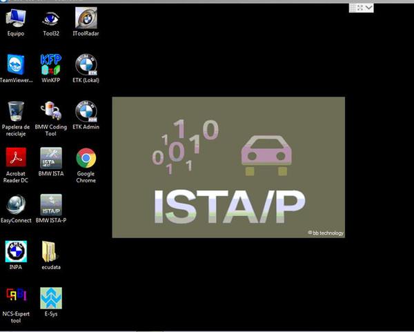 2019 per BMW ICOM A2 b c programma in 1 TB HDD Nativo installato per BMW ICOM ISTA / D (4.14.20) ISTA / P (3.65.2)