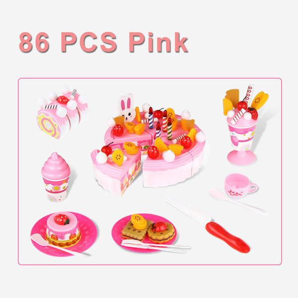 Color:86PCS PINK