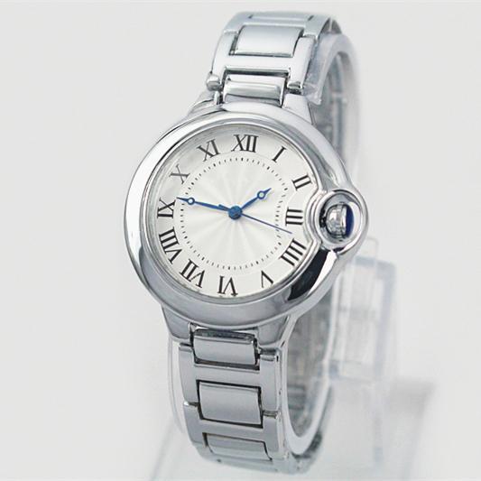 2019 vendita calda moda donna orologi da uomo orologio da uomo in acciaio inossidabile bracciale da polso marca amanti orologio da polso orologio orologio classico