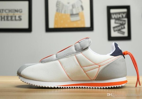 finest selection 6dee9 458bd Womens Mens Kendrick Lamar Cortez Kenny IV 4 Basic Slip Running Shoes Come  With Box Jordans Shoes Sport Shoes From Wholetrade, $86.81| DHgate.Com