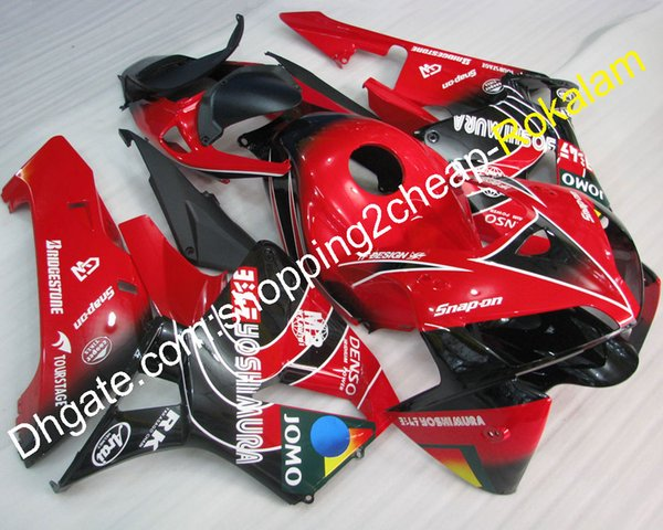 Motorcycle Parts For Honda CBR600RR F5 2005 2006 CBR600 F5RR CBR 600RR 05 06 Multi-color Sports ABS Plastic Fairing (Injection molding)