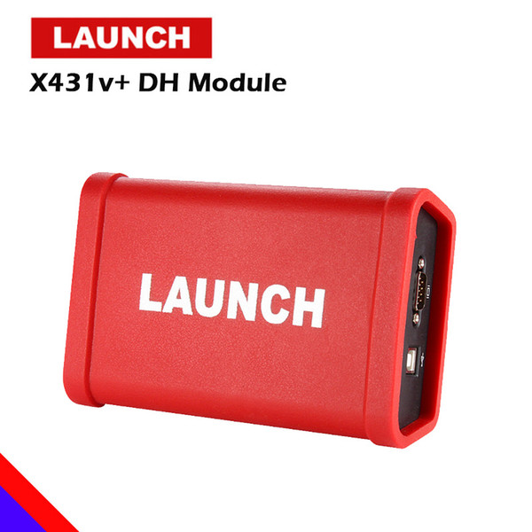 Launch X431 HD Heavy Duty Diagnostic Tool Car Diagnostic Truck Module Launch X431 V+ X431 PAD Auto Diesel OBD OBD2 Scanner