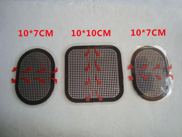 Pastiglie di ricambio in gel di alta qualità per tutto il sistema addominale addominale abs cintura 1 set 3 pezzi spedizione gratuita