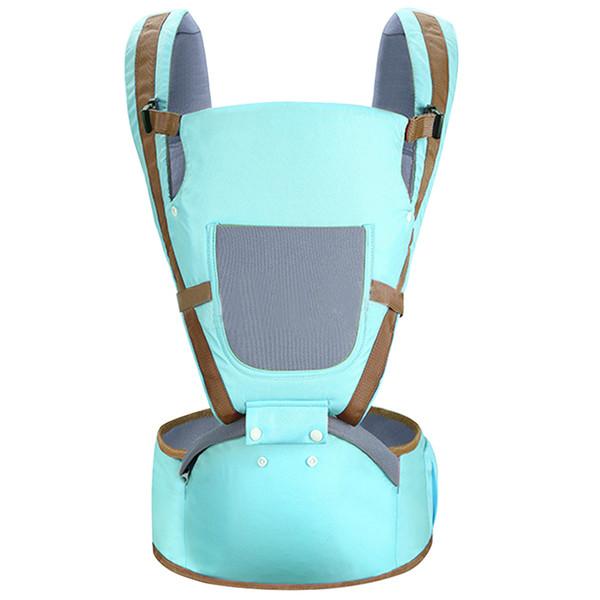 Newborn Safe Parents Toddler Sling Hold Belt Front Back Baby Carrier Hip Seat Multifunctional Waist Stool Wrap Backpack
