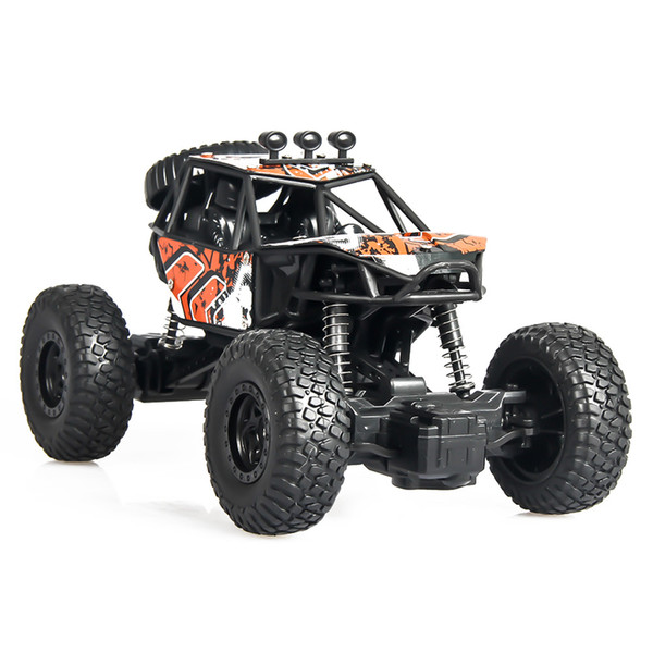 RC Car Kids Machines Toy Buggy Radio Controlled Four-wheel Off-Road Remote Control Carro Climbing X Power S-003