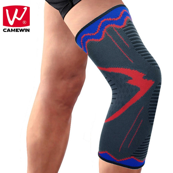 CAMEWIN Knee Pads Knee Compression Sleeve Support for Running, Jogging, Sports, Joint Pain Relief, Arthritis and Injury Recovery #70998