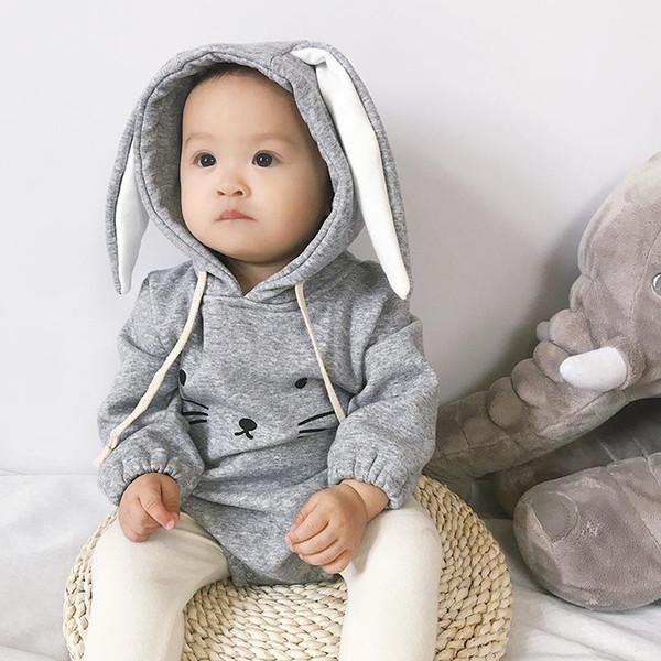 7873bd728 Compre 2018 Otoño   Invierno Ropa Combinada Para Bebés