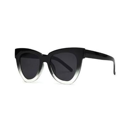 2019 Nouvelles femmes Cat Eye lunettes de soleil Marque Designer Lunettes de Soleil Femelle Lunettes De Mode Pour Dames oculos de sol feminino UV400 Hommes cadeau