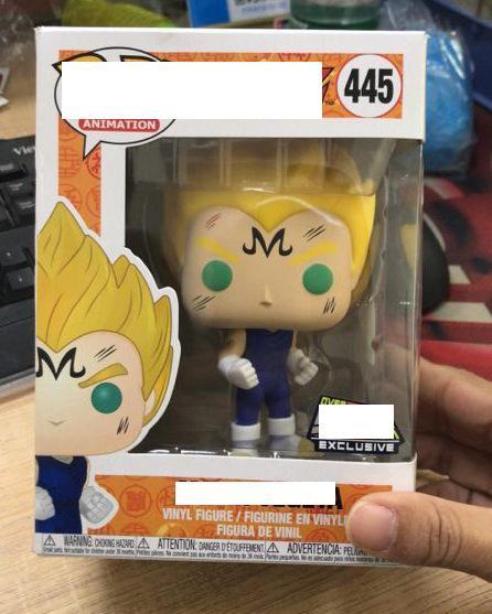 Funko Pop Amine Dragon Ball Super Devil Vegeta Super Saiyan PVC Popular figura de acción de colección muñeca de juguete modelo para niños regalo de cumpleaños