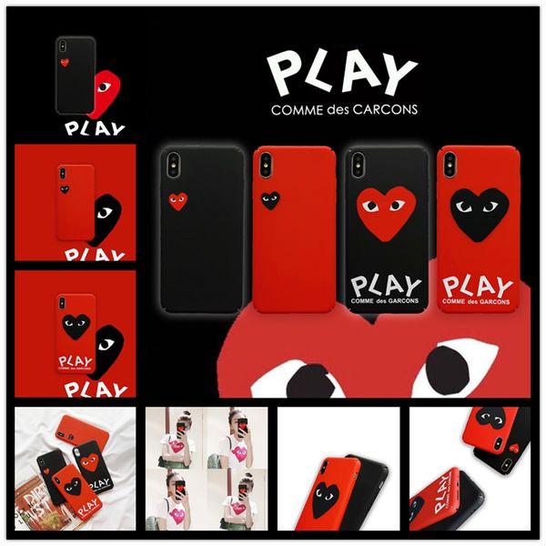Copertura di lusso per iPhone 11 Pro X XR XS MAX 8 7 Plus 6 6S Designer caso della copertura posteriore del telefono Moda 209.479.532 Telefono