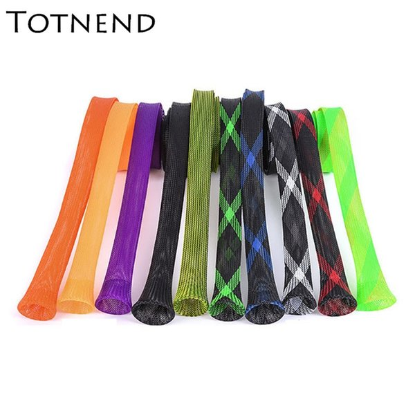 170cm/35mm Fishing Rod Sleeve Pole Mesh Tube Telescopic Fishing Rod Protective Cover Case Cover Gear #853242