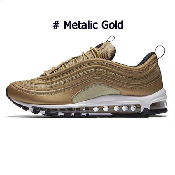 Oro metallico
