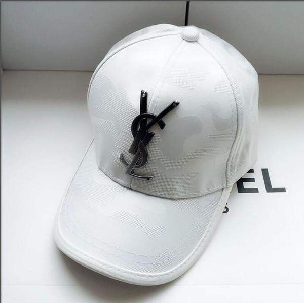 Бренд Cap Мужчины Женщины Открытый Бренд Дизайнер Спортивные Шапки Сетки Хоп Регулируемый Прохладный Шаблон Шляпы Новый Грузовик Шляпа
