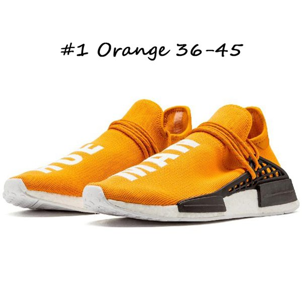 #1 Orange 36-45