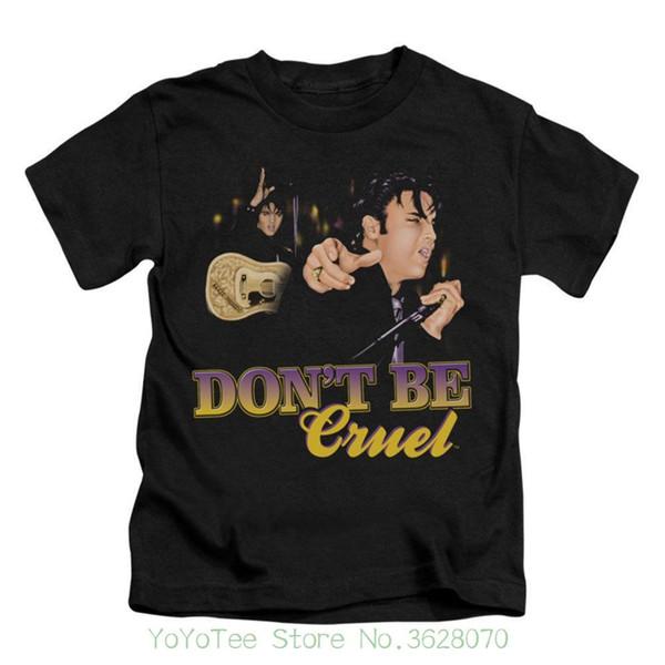 T Camisa de Desconto 100% Algodão T Camisa Para Homens Don 't Ser Cruel Childrens T-shirt 7 t