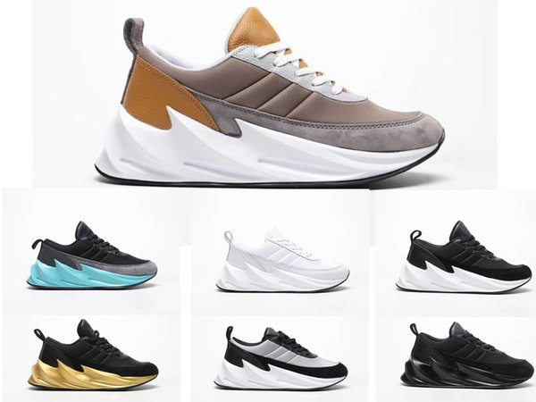 2020 2019 Sharks Concept Tubular Shadow Knit Trainer Sports Running Shoes For Men Women Sneakers Size5 11 From Sneakers029, $92.75 | DHgate.Com