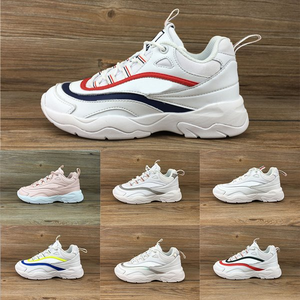 2020 New Disruptors 2 Sawtooth White Black Pink II FILES Women Mens Designer Sports Platform Sneakers Running Trainer Chaussures Shoes EUR 36 44 From