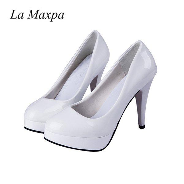 34 Tallas 41 Vestir Grandes Zapatos Stiletto De 10 42 Compre Cm tAXwpq