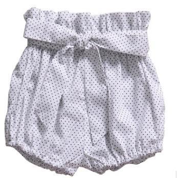 #2 Floral Print Girls Shorts