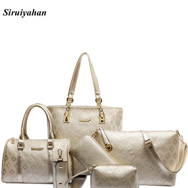 a5f5995e684 Siruiyahan Luxury Handbags Women Bags Designer Shoulder Bag Female Bags  Handbags Women Famous Brands Bolsas Feminina