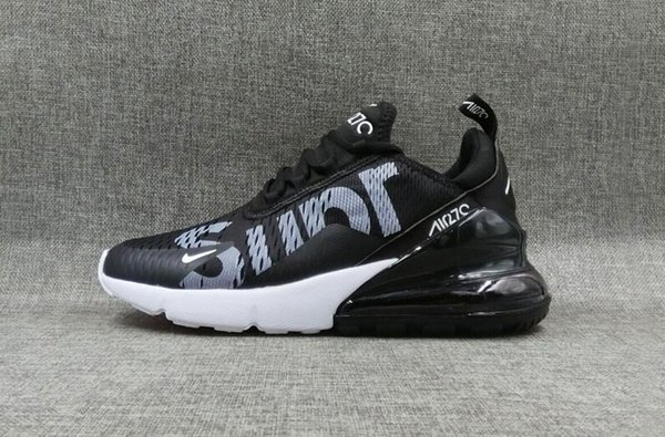 Compre Nike Air Max 270 27c Airmax 2019 NUEVO Cushion Sneaker Designer Zapatos Casuales Trainer Off Road Star Iron Sprite Tomate Hombre General Para