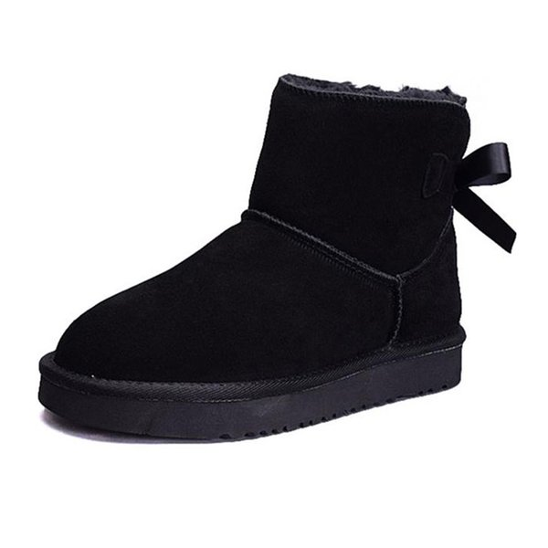 Botas de tornozelo preto