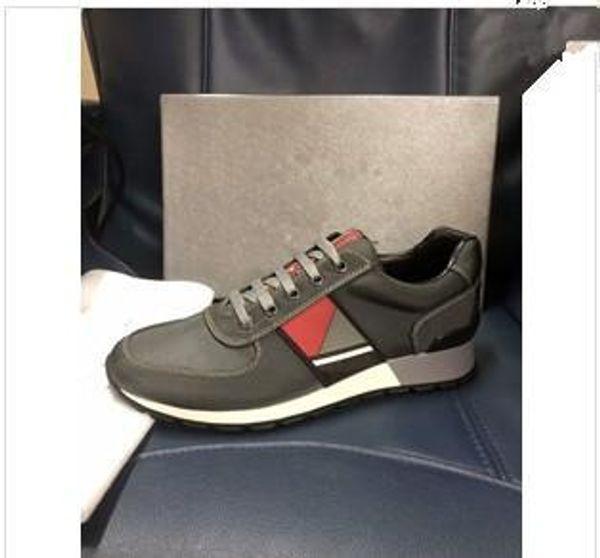 İlkbahar ve yaz yeni spor ve eğlence erkek ayakkabıları üst özel kumaşlarını tüm deri ithal alt rahat eğilim giymek 04040147