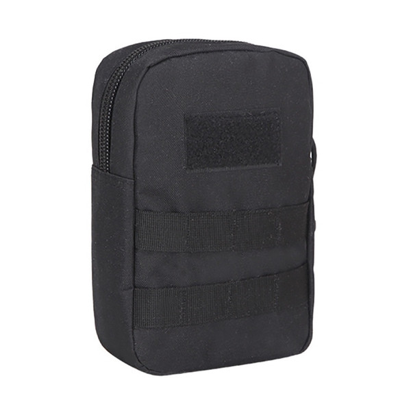 Portable Outdoor Hunting Bags Tactical Vest Pouch Accessory Tool Waist Bag Molle Utility Pack Medical Military #350726