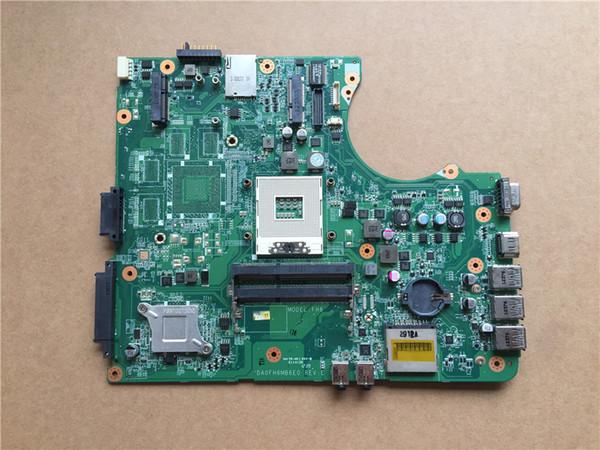 Para Fujitsu Lifebook Ah532 Laptop Motherboard Da0fh6mb6e0 D-113 100% TESADO OK