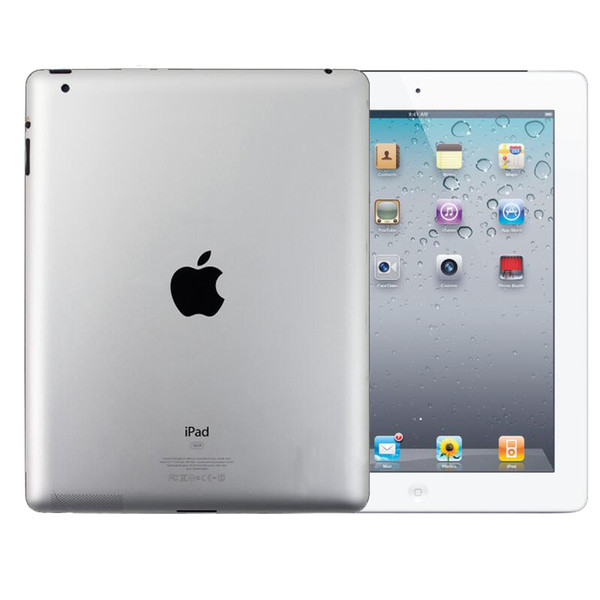 best selling Authentic iPad 2 Refurbished Apple iPad2 Wifi 16GB ROM 9.7inch Display IOS Unlocked Tablet Sealed Box Free DHL