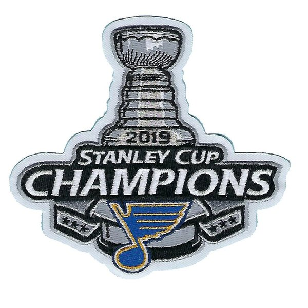 2019 Stanley Cup Champions Patch