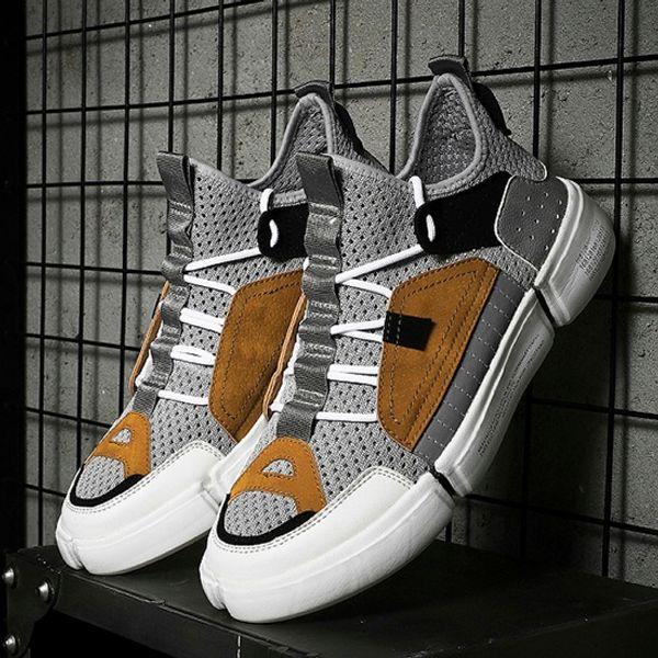 G_N_SHIJIA 888583 gongniushijia Bull aile Koşu Ayakkabıları Trekking Yürüyüş Sneakers Açık nefes spor koşu Erkek Tasarımcı Ayakkabı