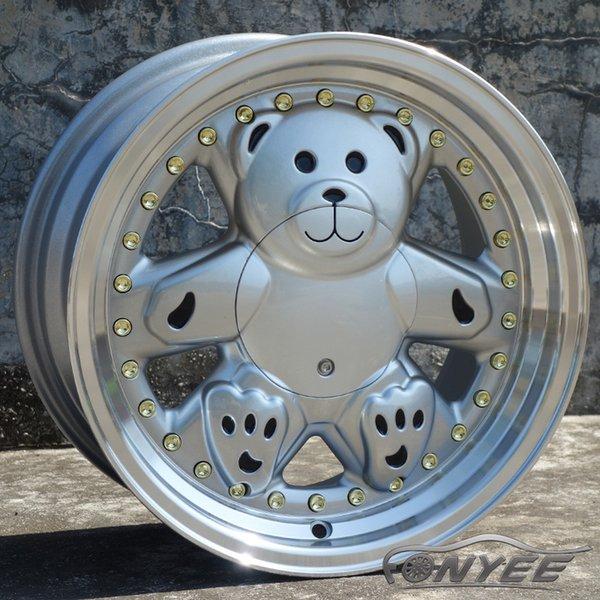 F991770 1580 25 4X100/114.3 73.1 car rim alloy wheels